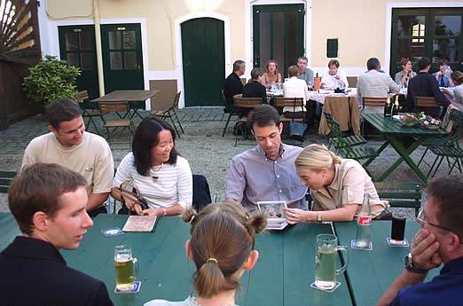 Kennenlernen hochzeitsgäste